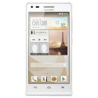 Мобильный телефон Huawei Ascend G6 white