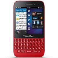 Мобильный телефон BlackBerry Q5 red