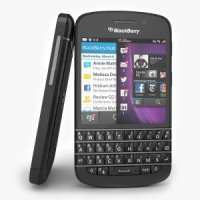 Мобильный телефон BlackBerry Q10 (black)