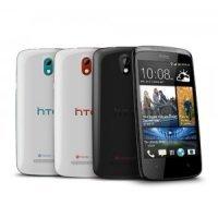 Мобильный телефон HTC Desire 500 dual SIM (black, blue)