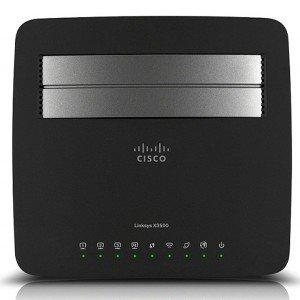 Модем Cisco X3500(N750)