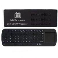 Мини компьютер Android SmartTV MK808B + пульт RC12