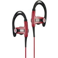 Наушники Beats Audio Powerbeats by Dr. Dre In-Ear Red