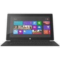 Планшетный компьютер Microsoft Surface 64GB + Touch Cover Black