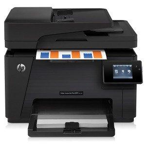 Принтер HP Color LaserJet Pro MFP M177fw A4 (CZ165A) Wi-Fi