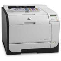 Принтер HP LaserJet Pro 300 Color M451nw Printer A4 (CE956A)