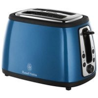 купить Тостер Russell Hobbs Sky Blue Cottage 18589