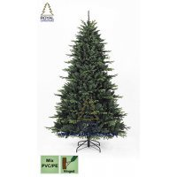 Елка Royal Christmas COLOMBIA PE / PVC PREMIUM NATURE TREE - HINGED (1.8 metr)