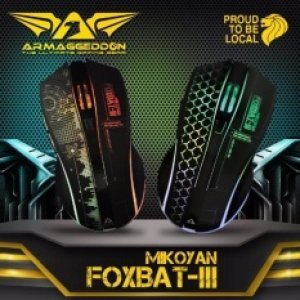 Мышка SoniGear Pro Gaming Wireless Mouse Foxbat III Kevlar