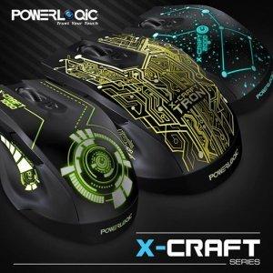 Мышка SoniGear X-Craft 5000 Tron