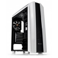 Компьютерный корпус Thermaltake Versa N27 Snow/White/Win/SGCC/Full Window (CA-1H6-00M6WN-00)