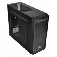 Компьютерный корпус Thermaltake Versa II/Black/No Win/SGCC/USB3.0*1 black interior (VO700A1N3N)