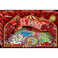 kupit-ИГРА НАБОР НАСТОЛЬНЫХ ИГР (55 GAMES)-v-baku-v-azerbaycane