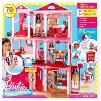 Игра MATTEL Barbie Dreamhouse  (FFY84)