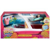 Игра MATTEL Barbie Fall Boat Accessory  (FBD82)
