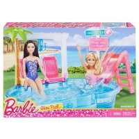 "kupit-Игра MATTEL Barbie ""Гламурный бассейн""  (DGW22)-v-baku-v-azerbaycane"