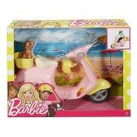 Игра MATTEL Мопед Barbie (DVX56)