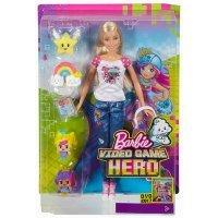"""Игра MATTEL Кукла Barbie """"Виртуальный мир"""" - Барби-геймер (DTV96)"""