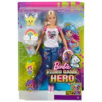 "kupit-Игра MATTEL Кукла Barbie ""Виртуальный мир"" - Барби-геймер (DTV96)-v-baku-v-azerbaycane"