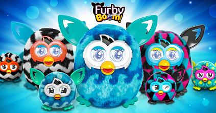 Furby в Баку
