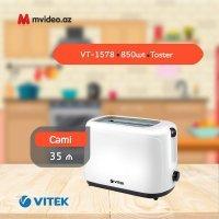 kupit-Тостер Vitek VT-1578 (Black White)-v-baku-v-azerbaycane