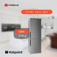 Холодильник Hotpoint-Ariston HF 4180 S (Silver)