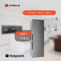 kupit-Холодильник Hotpoint-Ariston HF 4180 S (Silver)-v-baku-v-azerbaycane