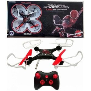 Квадрокоптер (Дрон) SpiderMen AGES DRON Q SERIES (8208630)
