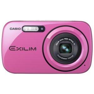 Фотоаппарат Casio EX-N1 (rose)