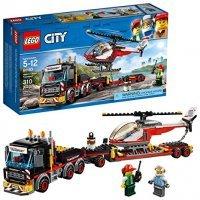 kupit-КОНСТРУКТОР LEGO City Great Vehicles Перевозчик вертолета (60183)-v-baku-v-azerbaycane