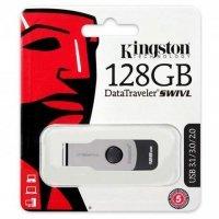 Флеш память USB Kingston 128 GB 3.0 DataTraveler SWIVL (DTSWIVL/128GB)