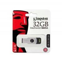 Флеш память USB Kingston 32 GB 3.0 DataTraveler SWIVL (DTSWIVL/32GB)