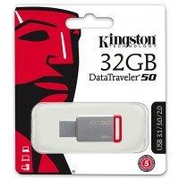 kupit-Флеш память USB Kingston 32 GB 3.0 DataTraveler 50 (DT50/32GB)-v-baku-v-azerbaycane