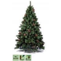 kupit-Елка Royal Christmas COLORADO PP / PVC PREMIUM + CONES - HINGED (2.10 metr)-v-baku-v-azerbaycane