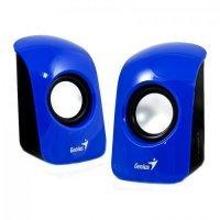 kupit-Акустическая система Speaker Genius SP-U115 (BLUE)-v-baku-v-azerbaycane