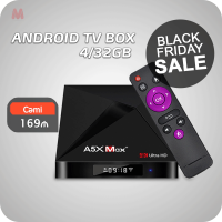 kupit-Медиаплеер ANDROID TV BOX 4/32 A5 XMAX-v-baku-v-azerbaycane