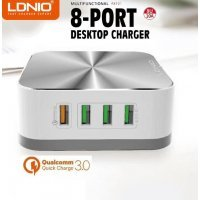 Адаптер зарядка телефона Ldnio 8XUSB (A8101)