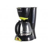 kupit-Капельная кофеварка Polaris PCM 1211 (Черный / салатовый)-v-baku-v-azerbaycane