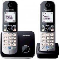 kupit-Домашний телефон Panasonic Dect KX-TG6812UAB-v-baku-v-azerbaycane