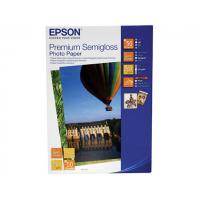 Бумага Epson Premium Semigloss Photo Paper (10x15) 50 sheets (C13S041765)