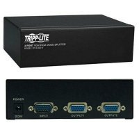 Сплиттер Tripp Lite Video Splitter 4-port (B114-004-R)