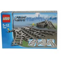 kupit-КОНСТРУКТОР LEGO City Переключаемые развилки (7895)-v-baku-v-azerbaycane