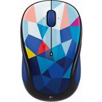 Беспроводная мышь Logitech Wireless Mouse M238 BLUE FACETS (910-004479)