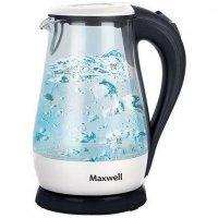 kupit-Чайник Maxwell MW-1070 (Белый)-v-baku-v-azerbaycane