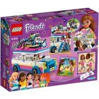 КОНСТРУКТОР LEGO Friends Передвижная научная лаборатория Оливии (41333)