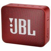 kupit-Акустическая система JBL GO 2 Red (JBLG02RED)-v-baku-v-azerbaycane