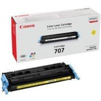 Лазерный картридж toner Canon 707 YELLOW/LBP5000 (9421A004)