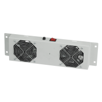 Mirsan 2fans, on/off controlled fan module (MR.FAN2ON.01)