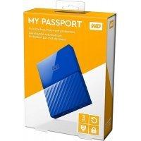 kupit-Внешний жёсткий диск WD My Passport 4TB USB 3.0 Blue (WDBYFT0040B)-v-baku-v-azerbaycane