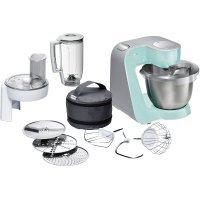 kupit-Кухонный комбайн Bosch MUM58020 (Light green, silver)-v-baku-v-azerbaycane